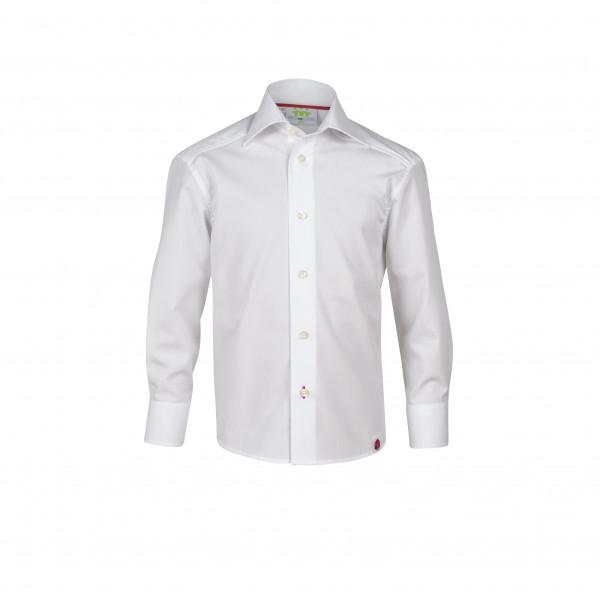 Popeline Shirt, long sleeves, Boys