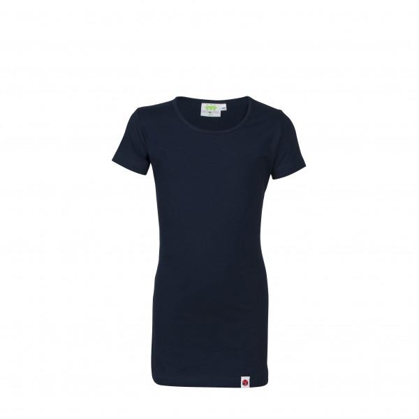 T-Shirt, kurzarm, lange Form, Mädchen PG29